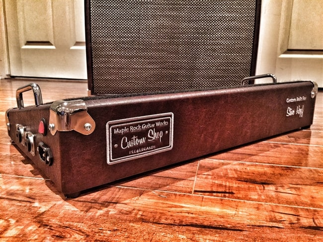 Pedalboard Companies List - Custom and Mass-Produced pedalboards